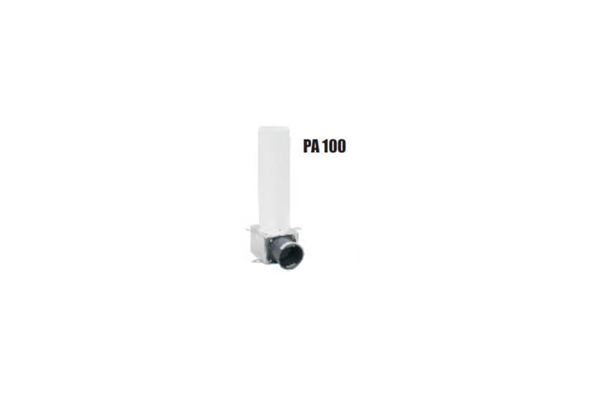 Difuzorių pajungimo dėžutė PA 100