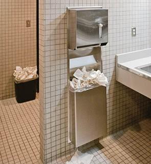 Išvengiama popieriaus atliekų