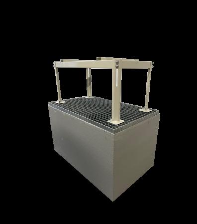 Kondensato surinkimo dėžė KS-D dėžė