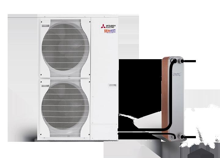 Pramoninis šilumokaitis CBH60-70