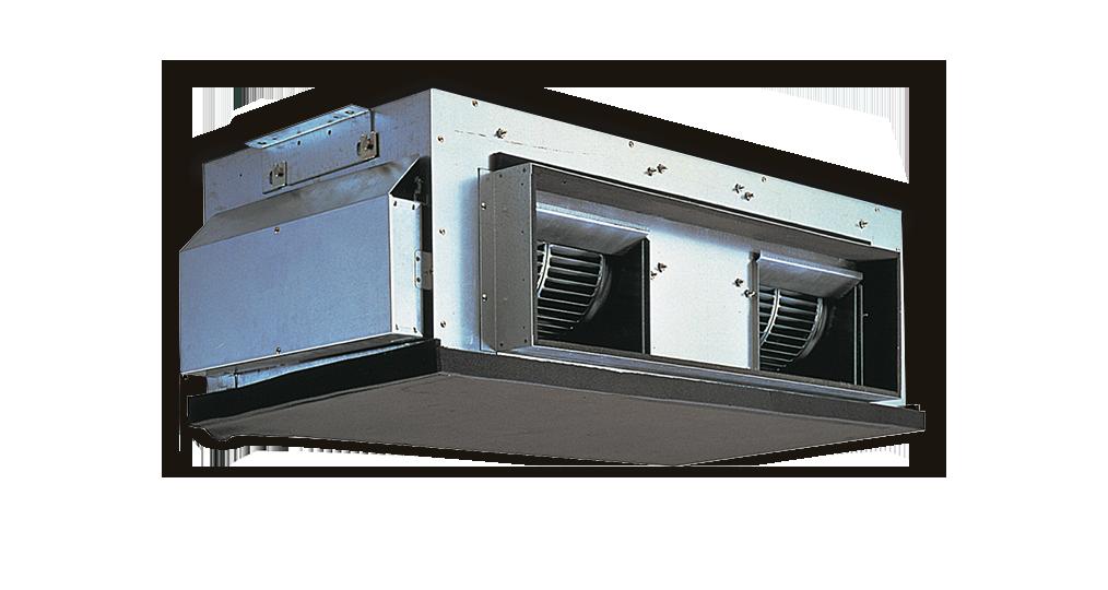 Kanalinis šilumos siurblys (kondicionierius) PEA-RP500GA