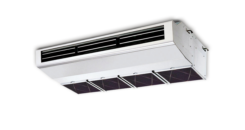 Nerūdijančio plieno šilumos siurblys / kondicionierius PCA-M-HA