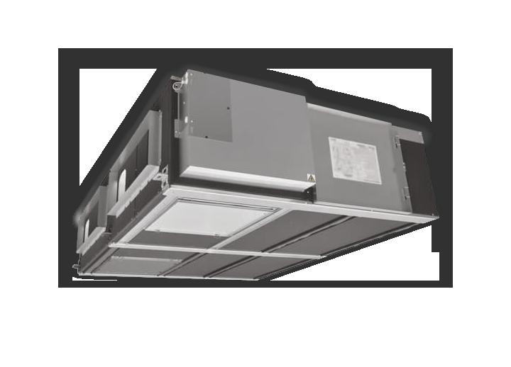 Pramoninė rekuperacinė sistema LGH-250RVXT
