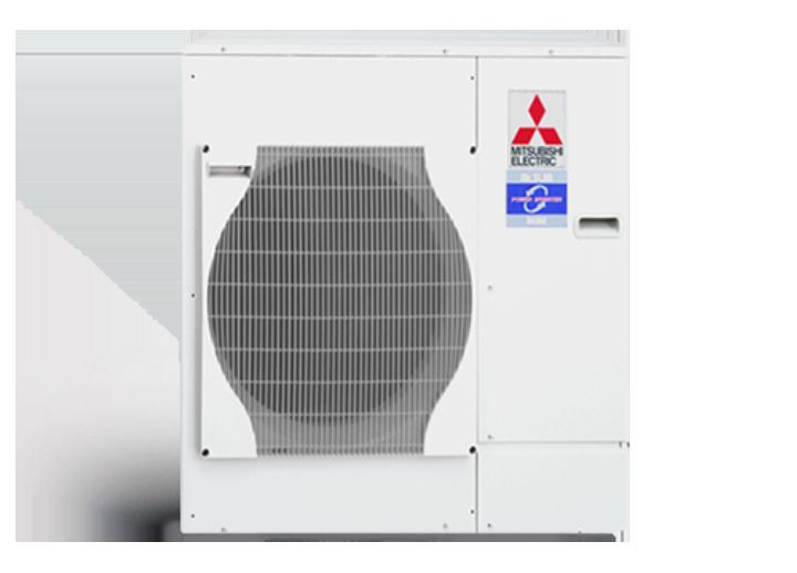 Komplektuojamas šilumos siurblio lauko įr. PUHZ-ZRP35