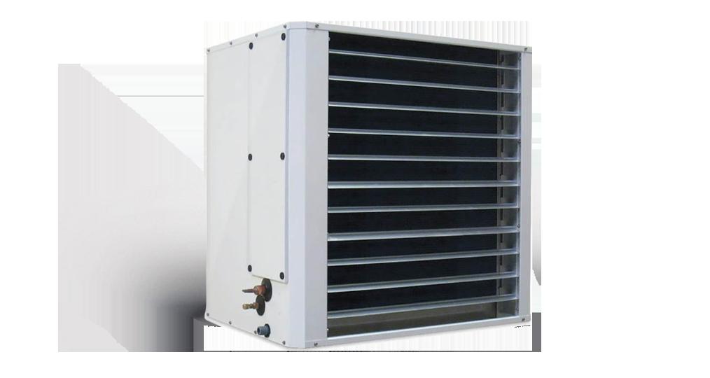 Šilumos siurblys /kondicionierius sandėliams WDH