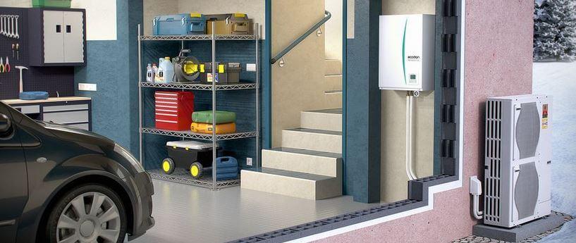 Hydrobox-garaze