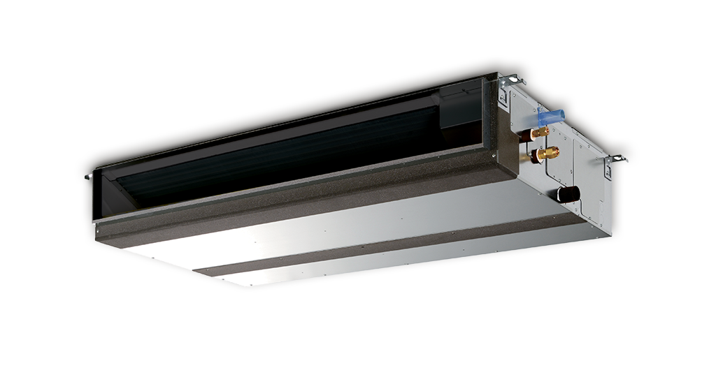 Kanalinis šilumos siurblys / kondicionierius PEAD-M125JAL