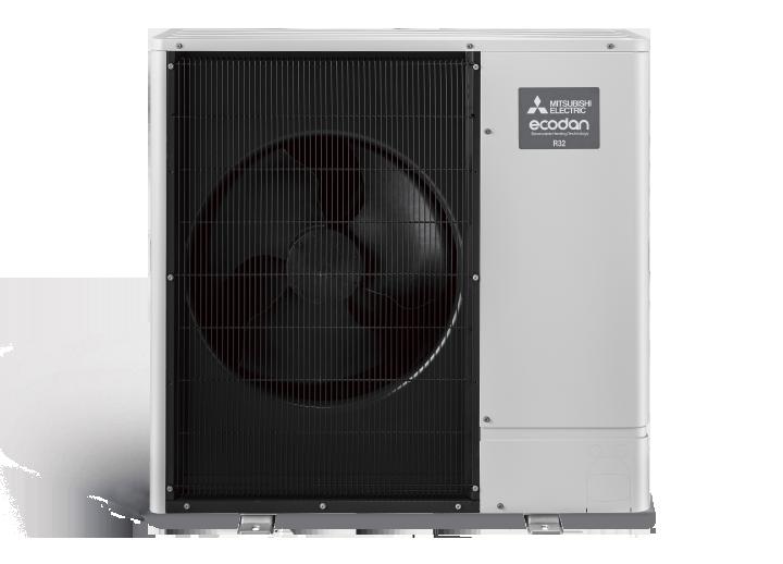 Power Inverter  šilumos siurblys PUD-SWM100