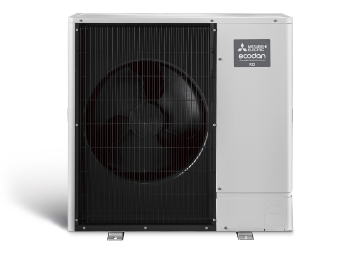 Power Inverter  šilumos siurblys PUD-SWM120