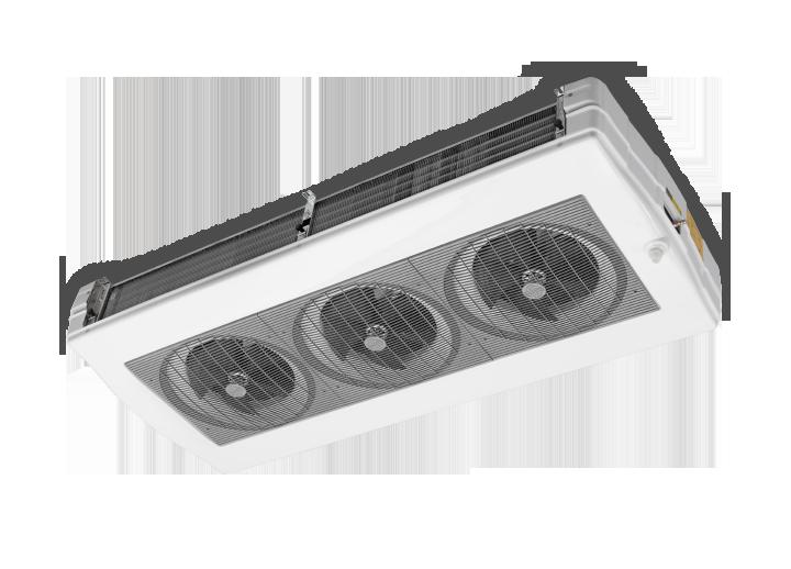 Šilumos siurblys /kondicionierius sandėliams IDH250