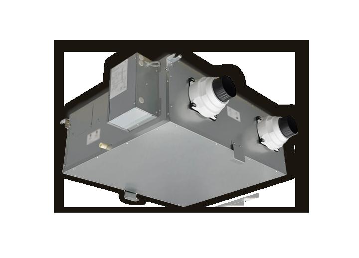Ortakinė rekuperacinė sistema Lossnay VL-220CZGV-E