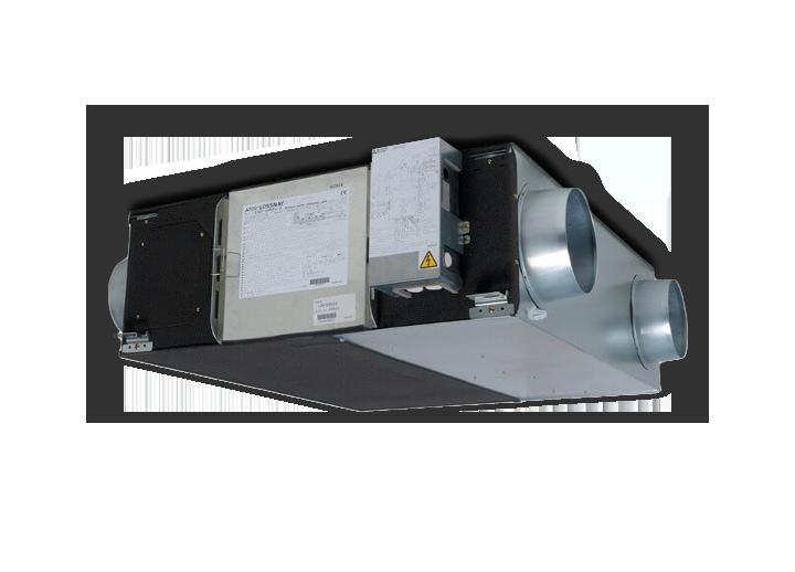 Pramoninė rekuperacinė sistema Lossnay LGH-RVX